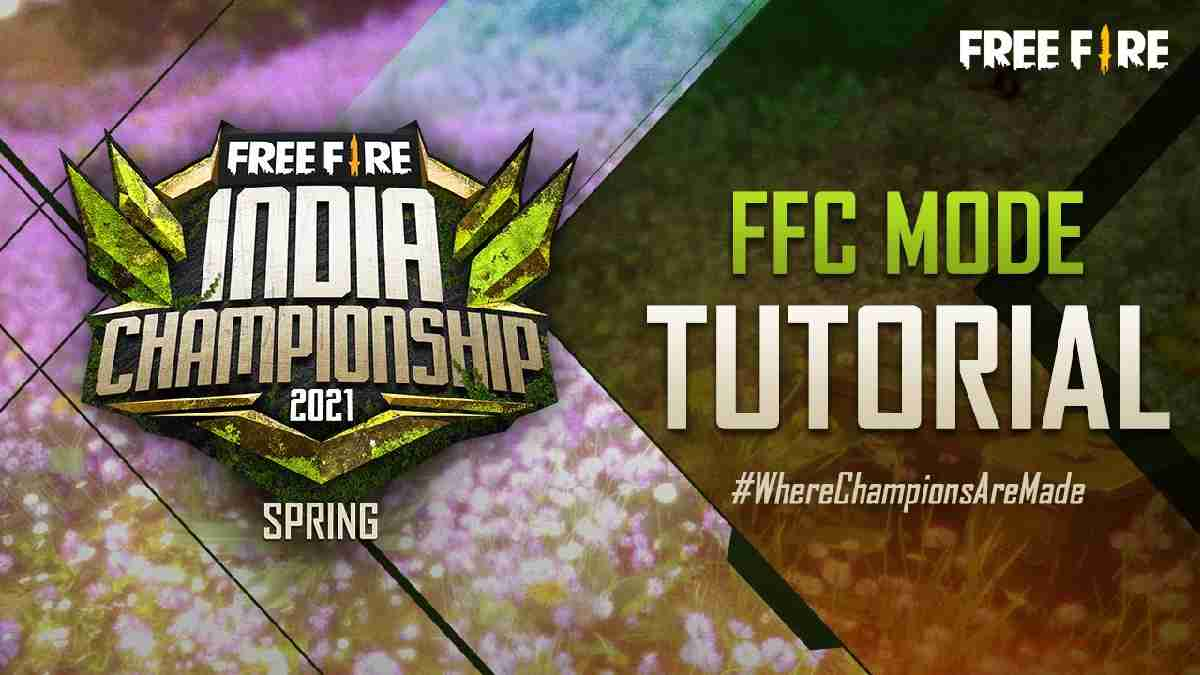 Free Fire India Championship 2021 Spring FFIC 2021